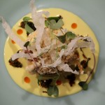 Blue Crab - peruvian aji chili, culantro, lemongrass